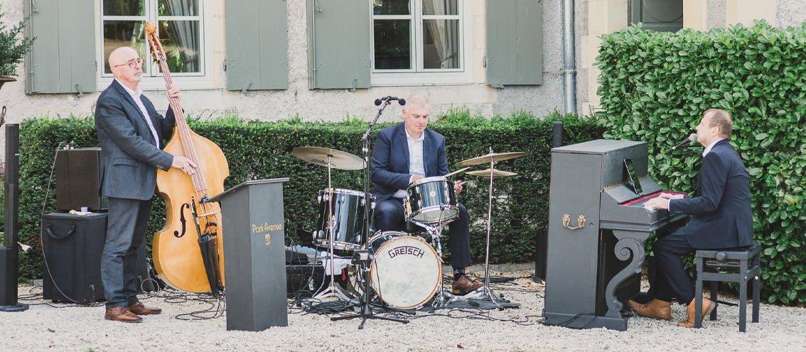 trio jazz orchestre musiciens