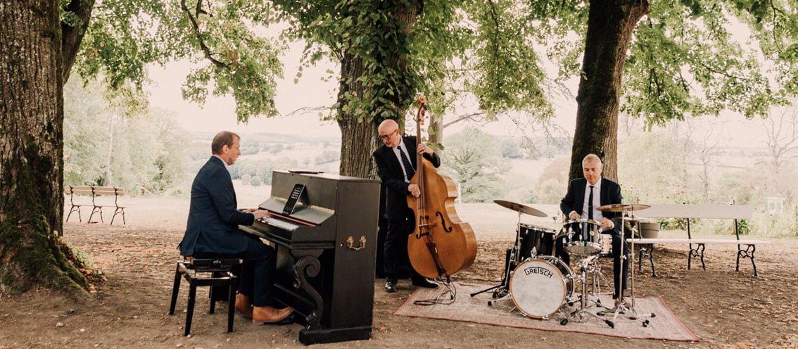 orchestre extérieur mariage