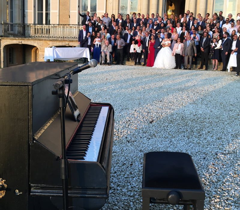 musique orchestre jazz mariage